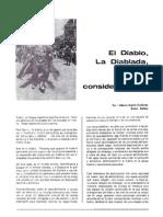 08. El Diablo, La Diablada, El Tío y Otras Consideraciones. Alberto Guerra G.