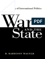 War and the State Harrison Wagner