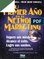 Su Primer Año en Network Marketing