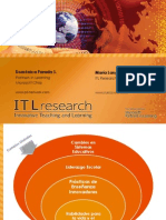 ITL Research (Innovating Teaching and Learning)