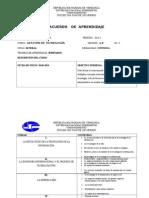 Acuerdo de Aprendizaje Gestecnologia 2014 1_secc A