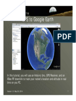 Tutorial - GPS to Google Earth