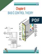Basic Control Theory