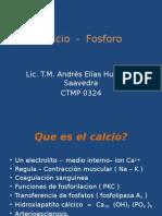 Ca - P