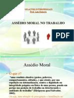 Assedio Moral