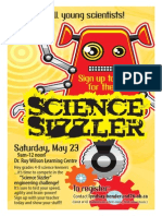 science sizzler 2015