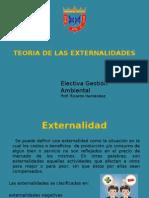 Teoria de Las Externalidades