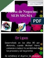 3 Procesos de Negocios(Six Sigma)