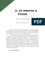 Lacan, El Retorno a Freud