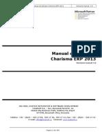 Manual Utilizare Charisma