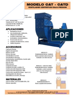Airtec Ventiladores Industriales Centrifugos CAT