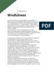 Acerca Del Mindfulness