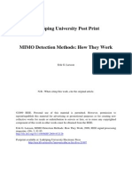MIMO Detection Methods_How They Work