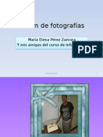 Álbum de Fotografía