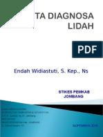 Peta Diagnosa Lidah