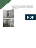 La Sala de Material Estéril Es Un Área Limpia Donde Se Encuentra El Instrumental y El Material Estéril