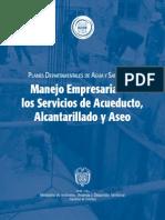 CArtilla Manejo Empresarial Servicios Publicos