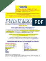 E-Update ResourcesTM - June 7, 2015