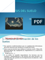 Factores de Formacion de Suelos Meteorizacion y Formacion de Suelos SEMANA 2.ppt