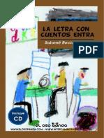 La Letra Con Cuentos Entra - Libro de Lectura - JPR504