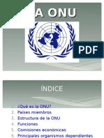 ONU Y OEA