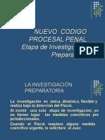 La Ip en El Nuevo Proceso Penal