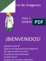 Clase 1 - Generalidades