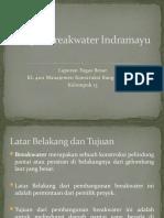 Proyek Breakwater Indramayu