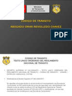 Codigo de Transito