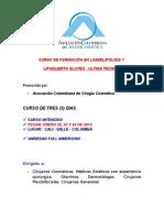 CURSO DE FORMACIÓN EN LASERLIPOLISIS Y LIPOTRASFERENCIA GLUTEA.docx