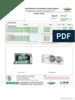 SVTT-140831-930 Bitzer Quotation Sumary