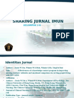 PPT sharing jurnal imun