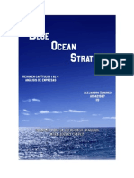Blue Ocean Strategy Summary Ch 1 to 4