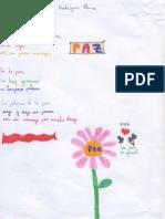 Poesías de la Paz (2). (4º C, 2010)