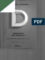 Derecho de Familia (Principios del derecho Civil VI)