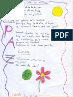 Poesías de la Paz (3). (4º C, 2010)