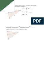 Actividad Teorema Del Coseno