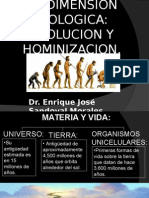 LA DIMENSION BIOLOGICA EVOLUCION Y HOMINIZACION.pptx