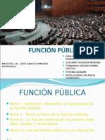 Funcion Publica (Chilo)