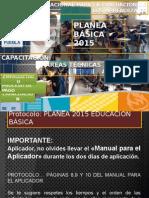 Planea Basica 2015
