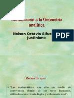 IntoducciónI_Geometria analitica IIsteve