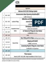 geostartathon programme details v5