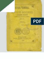 Calamidades de Pernambuco (Rev, Inst. Hist. Geog. Bras. - LIII, Parte II
