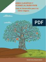 """""""Cambio Climático y Transiciones Al Buen Vivir. Alternativas Al Desarrollo Para Un Clima Seguro"""""""