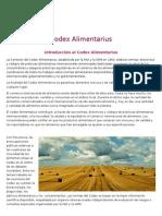 Las Normas Oficiales Mexicanas y Codex Alimentarius