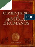 Romanos - Juan Calvino