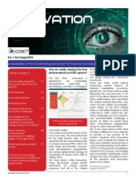 COSTI_Innovation Eye Newsletter_August 2014