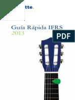 ES Guia Rapida IFRS 2013 - Deloitte