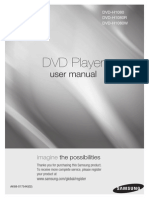 User manual | Hdmi | Video