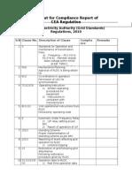 (262500933) CEA Regulation Compliance Format Grid Standard1